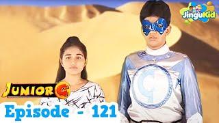 Junior G - Episode 121