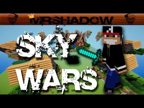 SkyWars Minecraft / Partidinha Gostosa