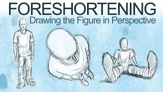 getlinkyoutube.com-How to Draw The Figure in Perspective - Foreshortening