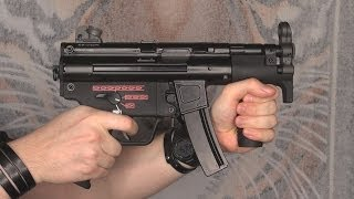 "(Airsoft) MP5K WE ""Apache"""