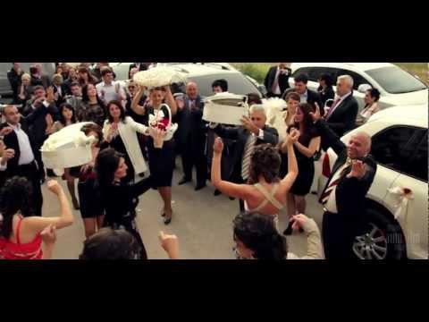 Яркая, красивая Армянская свадьба. Григор и Ани.