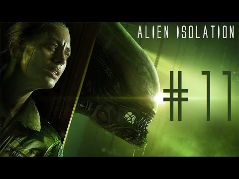 Alien Isolation | Let's Play en Español | Capitulo 11
