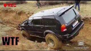 getlinkyoutube.com-Mitsubishi Challenger Extreme Mudding OFF-ROAD