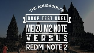 getlinkyoutube.com-Xiaomi Redmi Note 2 VS Meizu M2 Note - Drop Test Duel