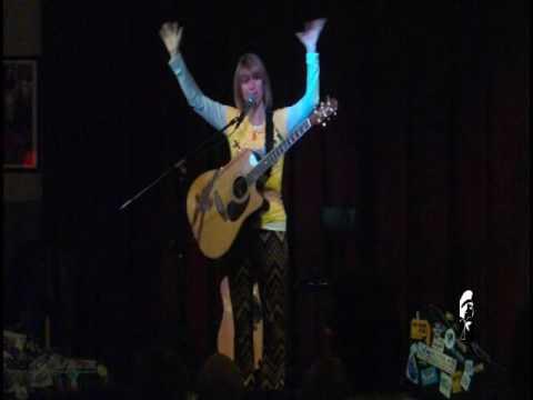 Sara Hickman - Simply - Live At The Bugle Boy 120509