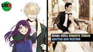 6 Drama Korea Romantis Terbaik Diadaptasi dari Webtoon width=