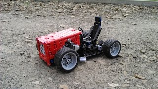 getlinkyoutube.com-Lego Technic Racing Mower