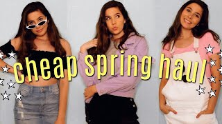 SPRING HAUL- windsor, fashion nova, + ae