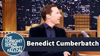 Benedict Cumberbatch's First Kiss Was Underwater