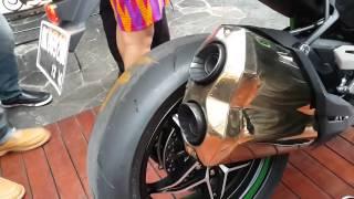getlinkyoutube.com-Kawasaki Ninja H2 Indonesia by ibanezblack.com (Lombok)