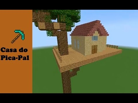 Casa do Pica-Pal - Minecraft | KingDoGame |