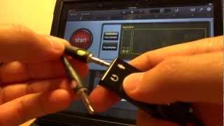 getlinkyoutube.com-iPad External USB Audio Input Adapter