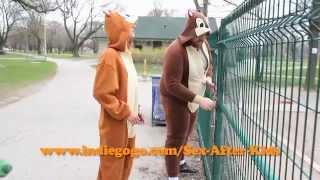 getlinkyoutube.com-Zoie Palmer & Jeremy LaLonde: Chipmunks (Sex After Kids)
