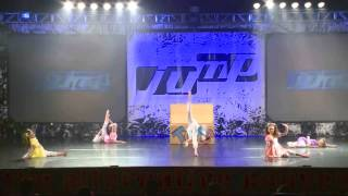 getlinkyoutube.com-ALDC Mini Group - Toy Box - Jump Dance Convention 2/15/14 Mackenzie Ziegler