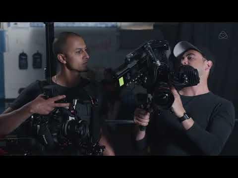 EVA1 RAW with Shogun Inferno - BTS music video | Atomos
