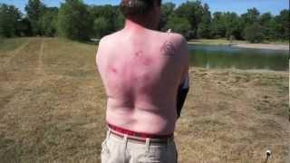 getlinkyoutube.com-Archery Tag vs Paintball