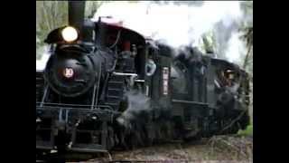 getlinkyoutube.com-Mount Rainier Scenic Steam - Old Time Movie