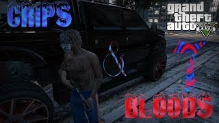 getlinkyoutube.com-GTA 5 Crips & Bloods Part 7 [HD]