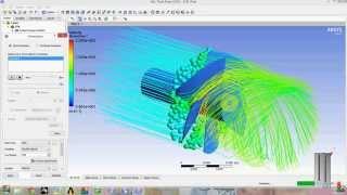 getlinkyoutube.com-CFX Analysis at Propeller Fan in Ansys workbench