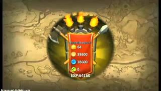 getlinkyoutube.com-#88 castle clash :Insane dugeon 3 compilation(3 flames)