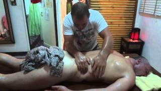 getlinkyoutube.com-energy line oil massage