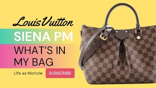 getlinkyoutube.com-What's In My Bag Sienna PM- Louis Vuitton