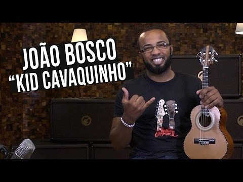 TV Cifras - Kid Cavaquinho - Jo�o Bosco