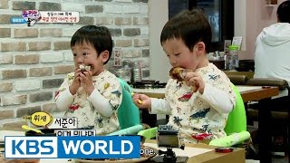 getlinkyoutube.com-The Return of Superman - Expert of pig-feet Mr.Lee Seoeon