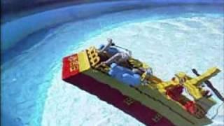 getlinkyoutube.com-Sinking lego ship