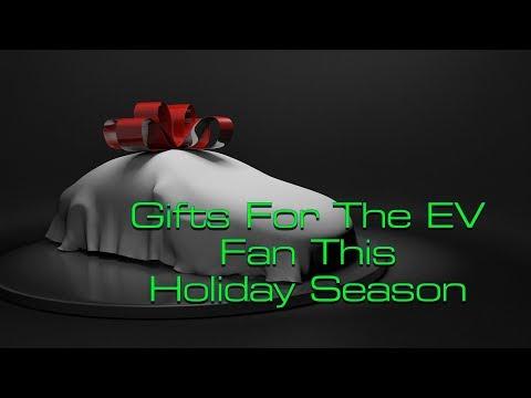 Five Christmas Present Ideas for Electric Car Fans