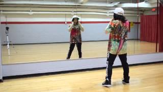 getlinkyoutube.com-Call Me Baby-EXO Dance Tutorial Step by Step