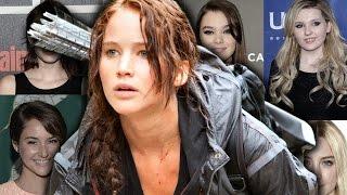 getlinkyoutube.com-12 Actrices Que Casi Fueron Katniss en 'Juegos del Hambre'