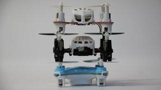 getlinkyoutube.com-3 микро квадрокоптера, Cheerson CX 10,CX 11, Eachine H1