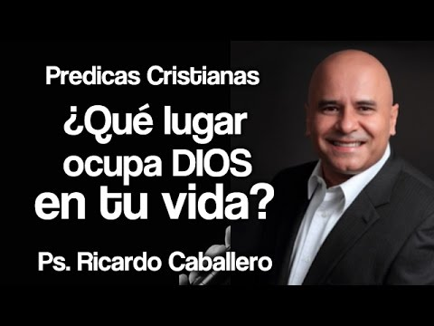 Mensajes Cristianos - Para llenarlo TODO  -  Predica Pastor Ricardo Caballero