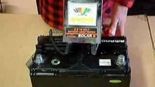 getlinkyoutube.com-Battery Reconditioning -- All Steps in 1  by Walt Barrett Made in USA