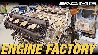getlinkyoutube.com-► Mercedes-AMG Engine Factory