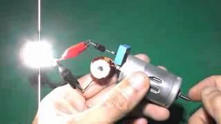 getlinkyoutube.com-Free Energy Power Homemade Mini Generator Free Energy Generator Free Energy Magnet Motor DIY Project