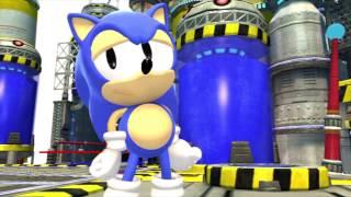 Sonic Generations: All Cutscenes (Classic Sonic) [1080p]