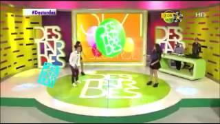 getlinkyoutube.com-Brandon baila con Ana Cecilia y Snoopy con Gisell