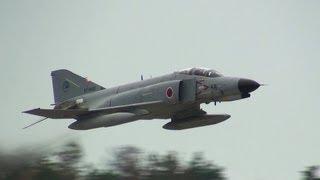 getlinkyoutube.com-伝説の帰投? F-4ファントムのバイバイハイレートクライム!!! Phantom