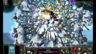 getlinkyoutube.com-WarCraft 3: X Hero Siege Ex4 Complete Game Solo (3/3) HD
