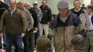 Un Sheriff de Kansas investigado por ayudar a su madre a obtener una boleta electoral
