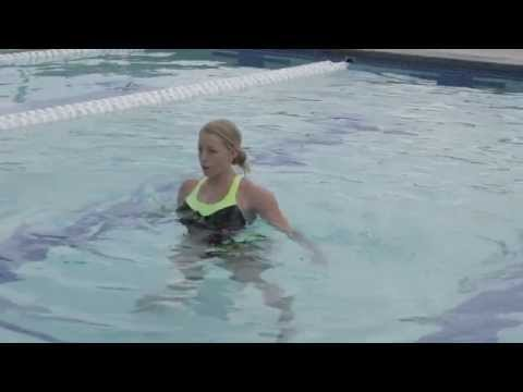 HIIT Exercises for the Pool