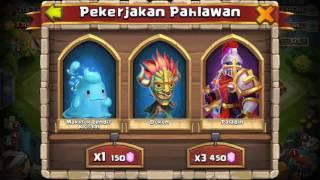 getlinkyoutube.com-#123 lucky 10.000 gems for revenant