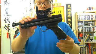 getlinkyoutube.com-Crosman 2240 Co2 .22 Cal Pellet Gun Review and Shooting