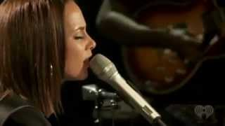 getlinkyoutube.com-Alicia Keys - Clock's (covers coldplay)