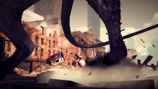 Awesome Catzilla short animation