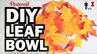 getlinkyoutube.com-DIY Autumn Leaf Bowl - Man Vs. Pin #39