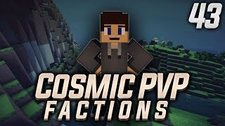 """MAKING MY PVP SET!"" Minecraft Factions Cosmic Pvp Forgotten Planet #43 w/MsterHunter"