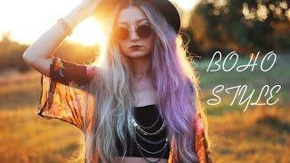 getlinkyoutube.com-Всё о стиле БОХО! Базовые вещи для Бохо! LOOKBOOK + Причёски!